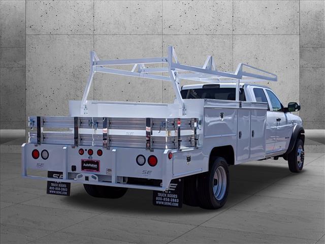 2020 Ram 4500 Crew Cab DRW 4x2, Scelzi SEC Combo Body #LG151716 - photo 3