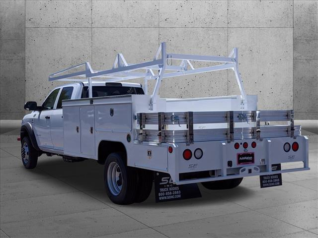 2020 Ram 4500 Crew Cab DRW 4x2, Scelzi Combo Body #LG151716 - photo 1