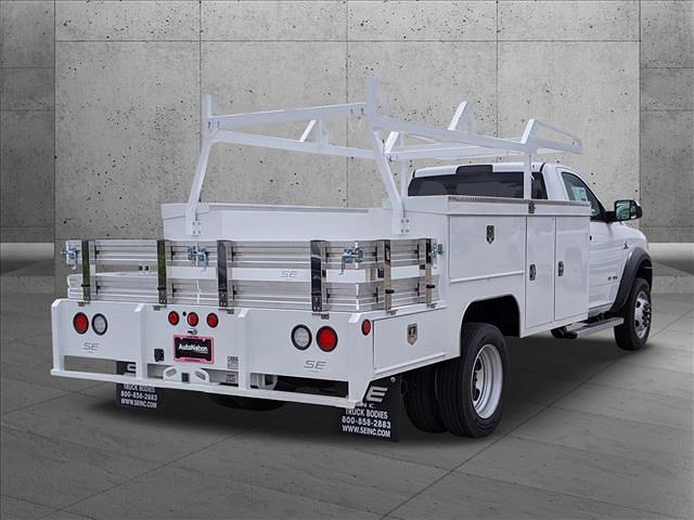 2020 Ram 5500 Regular Cab DRW 4x2, Scelzi SEC Combo Body #LG151861 - photo 3