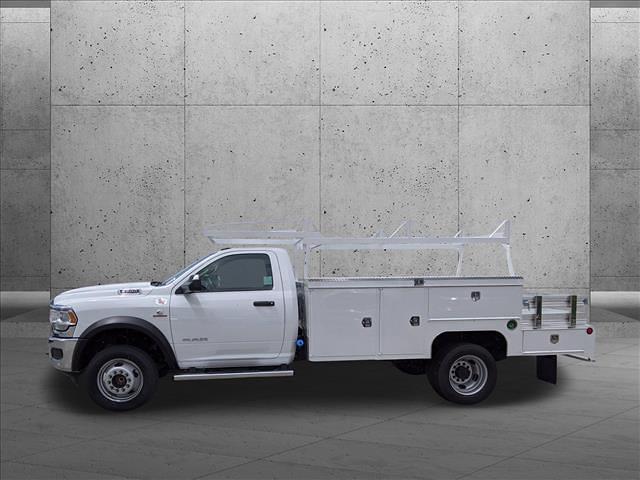 2020 Ram 5500 Regular Cab DRW 4x2, Scelzi SEC Combo Body #LG151861 - photo 6