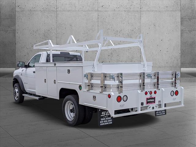 2020 Ram 5500 Regular Cab DRW 4x2, Scelzi Combo Body #LG151861 - photo 1
