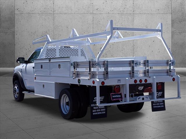 2020 Ram 5500 Regular Cab DRW 4x2, Scelzi CTFB Contractor Body #LG151862 - photo 2
