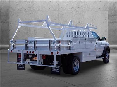 2020 Ram 5500 Regular Cab DRW 4x2, Scelzi CTFB Contractor Body #LG151862 - photo 3