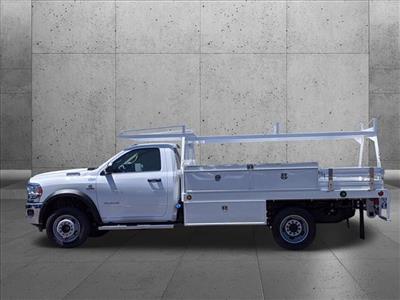 2020 Ram 5500 Regular Cab DRW 4x2, Scelzi CTFB Contractor Body #LG151862 - photo 6