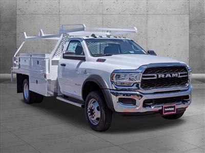 2020 Ram 5500 Regular Cab DRW 4x2, Scelzi CTFB Contractor Body #LG151862 - photo 7