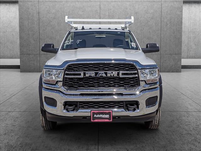 2020 Ram 5500 Regular Cab DRW 4x2, Scelzi SCTFB Contractor Body #LG151863 - photo 7