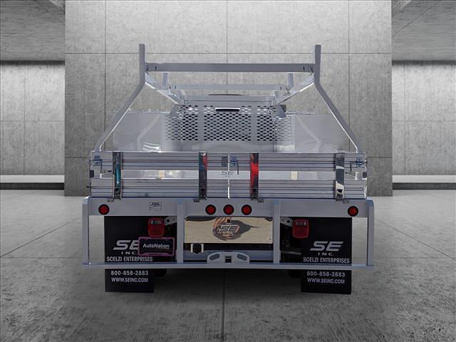 2020 Ram 5500 Regular Cab DRW 4x2, Scelzi SCTFB Contractor Body #LG151863 - photo 9