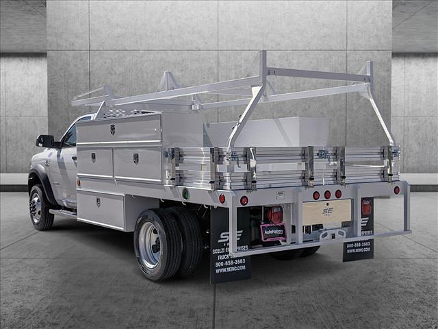 2020 Ram 5500 Regular Cab DRW 4x2, Scelzi SCTFB Contractor Body #LG151863 - photo 2