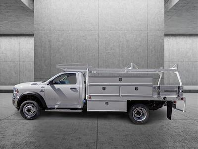 2020 Ram 5500 Regular Cab DRW 4x2, Scelzi SCTFB Contractor Body #LG151863 - photo 6