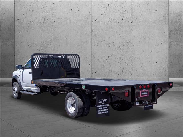 2020 Ram 5500 Regular Cab DRW 4x2, Scelzi Platform Body #LG151864 - photo 1