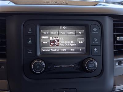 2020 Ram 5500 Regular Cab DRW 4x2, Scelzi SFB Platform Body #LG151864 - photo 11