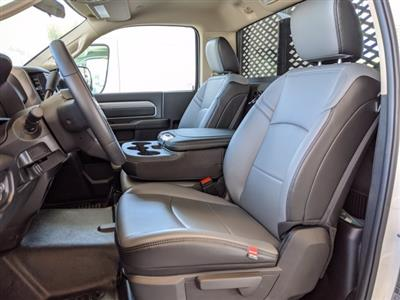 2020 Ram 5500 Regular Cab DRW 4x2, Scelzi SFB Platform Body #LG151864 - photo 14