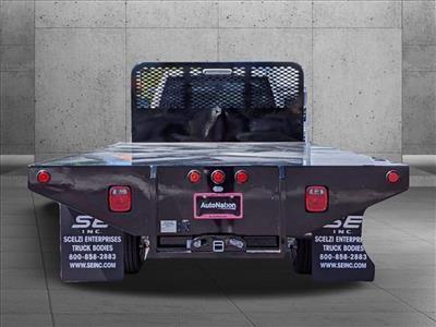 2020 Ram 5500 Regular Cab DRW 4x2, Scelzi SFB Platform Body #LG151864 - photo 8