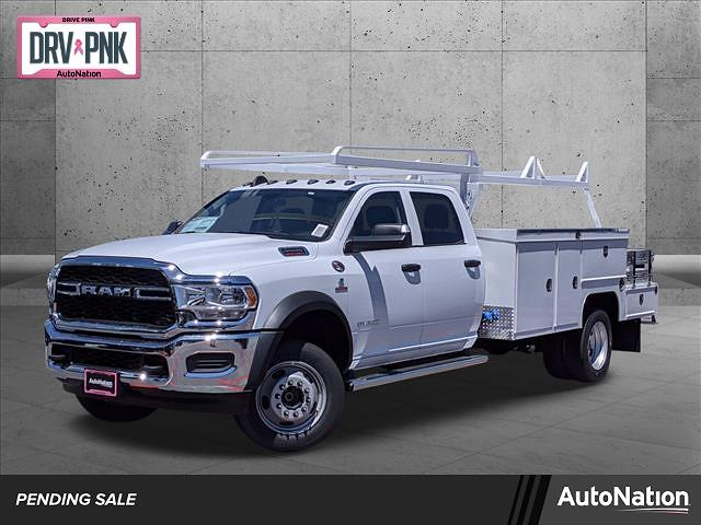 2020 Ram 5500 Crew Cab DRW 4x2, Scelzi Combo Body #LG151865 - photo 1