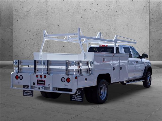 2020 Ram 5500 Crew Cab DRW 4x2, Scelzi SEC Combo Body #LG151865 - photo 3