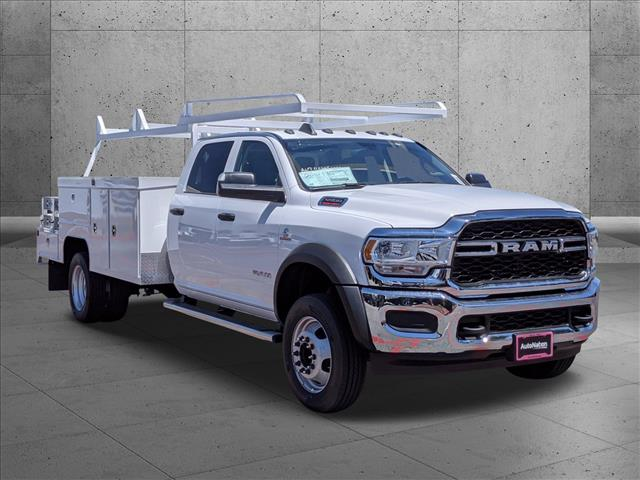 2020 Ram 5500 Crew Cab DRW 4x2, Scelzi SEC Combo Body #LG151865 - photo 7