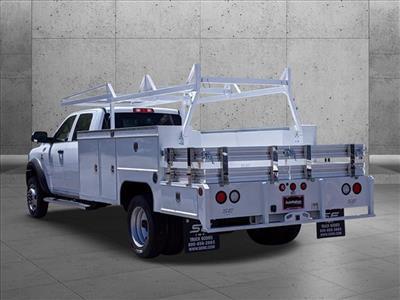 2020 Ram 5500 Crew Cab DRW 4x2, Scelzi SEC Combo Body #LG151865 - photo 2