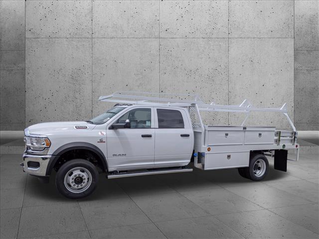 2020 Ram 5500 Crew Cab DRW 4x2, Scelzi CTFB Contractor Body #LG151866 - photo 6