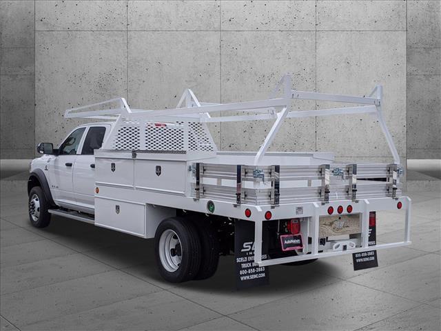 2020 Ram 5500 Crew Cab DRW 4x2, Scelzi CTFB Contractor Body #LG151866 - photo 2
