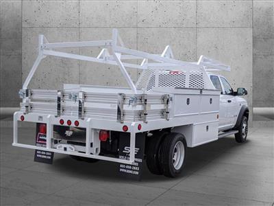 2020 Ram 5500 Crew Cab DRW 4x2, Scelzi CTFB Contractor Body #LG151866 - photo 3