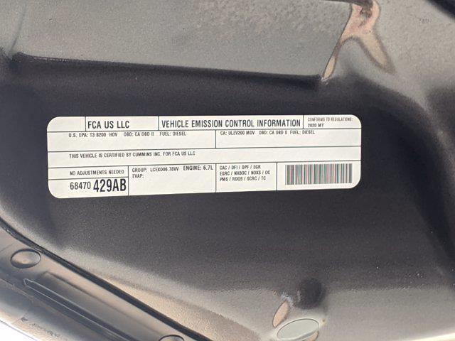 2020 Ram 2500 Crew Cab 4x4,  Pickup #LG202069 - photo 24
