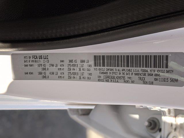 2020 Ram 1500 Quad Cab 4x2, Pickup #LN209795 - photo 25