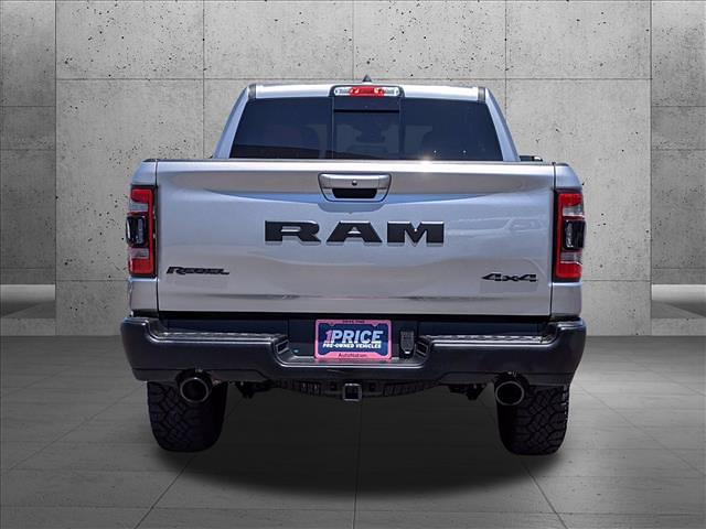 2020 Ram 1500 Crew Cab 4x4, Pickup #LN279437 - photo 7