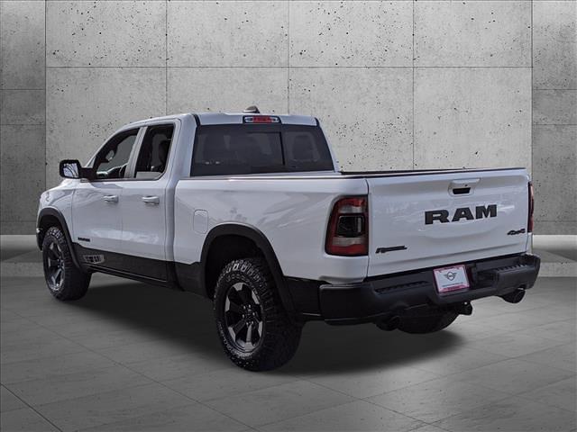 2020 Ram 1500 Quad Cab 4x4, Pickup #LN280669 - photo 2