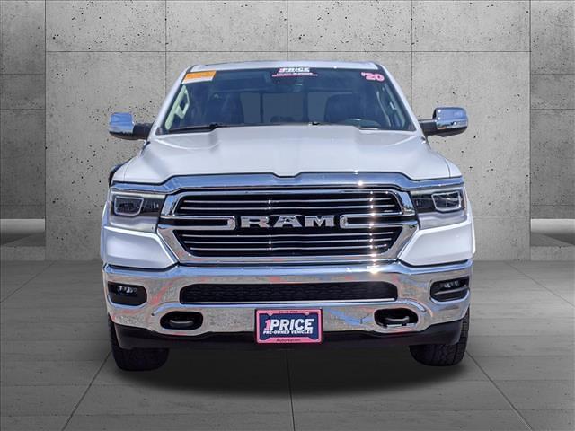2020 Ram 1500 Crew Cab 4x4, Pickup #LN281880 - photo 3