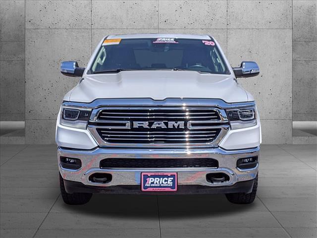 2020 Ram 1500 Crew Cab 4x4, Pickup #LN281906 - photo 3