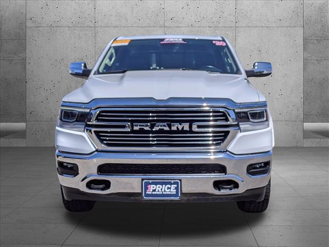2020 Ram 1500 Crew Cab 4x4, Pickup #LN281985 - photo 1