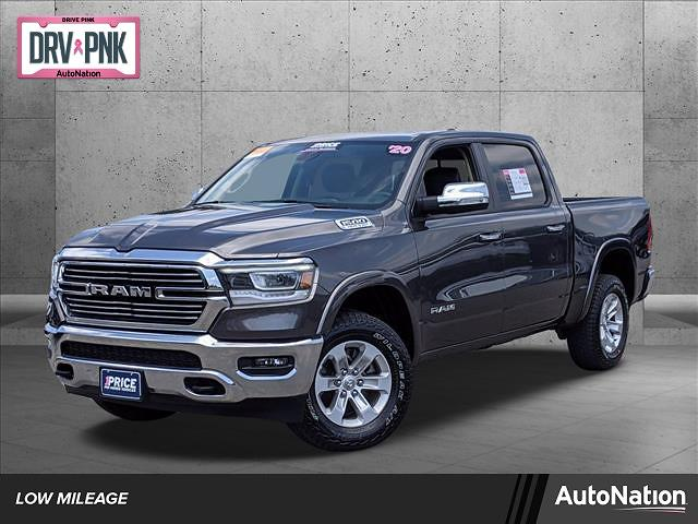 2020 Ram 1500 Crew Cab 4x4, Pickup #LN282020 - photo 1