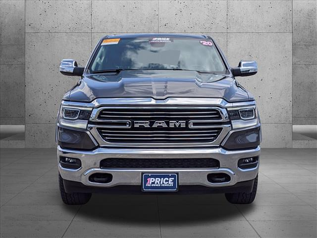 2020 Ram 1500 Crew Cab 4x4, Pickup #LN282020 - photo 3