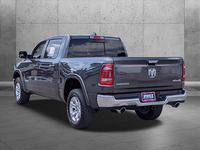 2020 Ram 1500 Crew Cab 4x4, Pickup #LN282020 - photo 2
