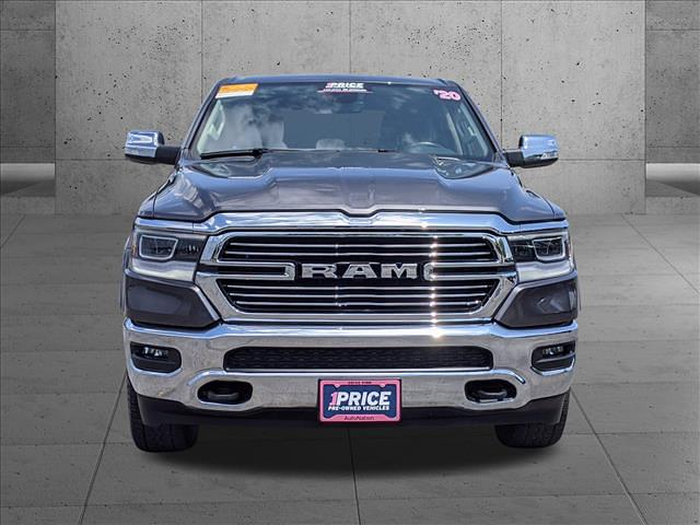 2020 Ram 1500 Crew Cab 4x4, Pickup #LN282029 - photo 3
