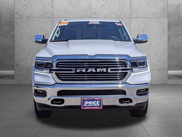 2020 Ram 1500 Crew Cab 4x4, Pickup #LN282121 - photo 1