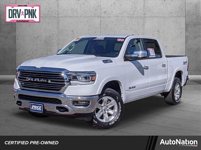 2020 Ram 1500 Crew Cab 4x4, Pickup #LN282193 - photo 1