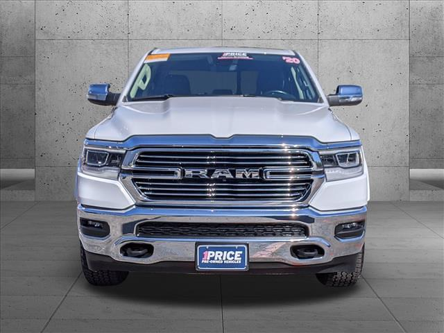 2020 Ram 1500 Crew Cab 4x4, Pickup #LN282193 - photo 3