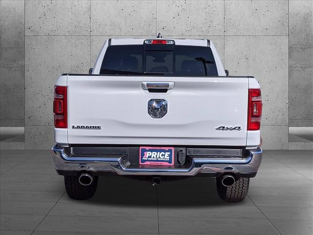 2020 Ram 1500 Crew Cab 4x4, Pickup #LN282193 - photo 7