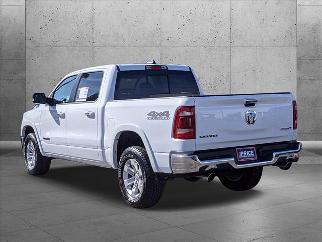 2020 Ram 1500 Crew Cab 4x4, Pickup #LN282193 - photo 2
