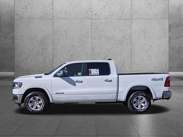 2020 Ram 1500 Crew Cab 4x4, Pickup #LN282193 - photo 8