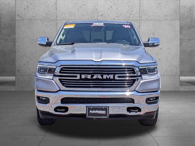 2020 Ram 1500 Crew Cab 4x4, Pickup #LN339373 - photo 3