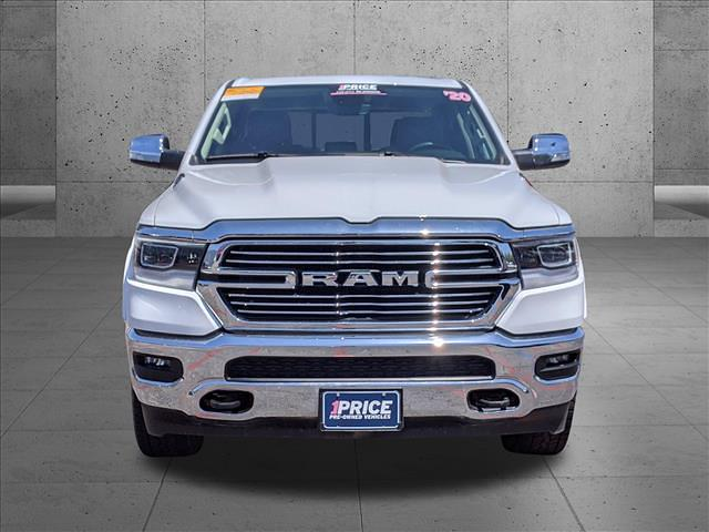 2020 Ram 1500 Crew Cab 4x4, Pickup #LN339407 - photo 3