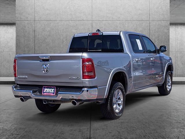 2020 Ram 1500 Crew Cab 4x4, Pickup #LN365109 - photo 6