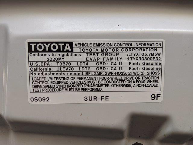 2020 Toyota Tundra Crew Cab 4x4, Pickup #LX931754 - photo 23