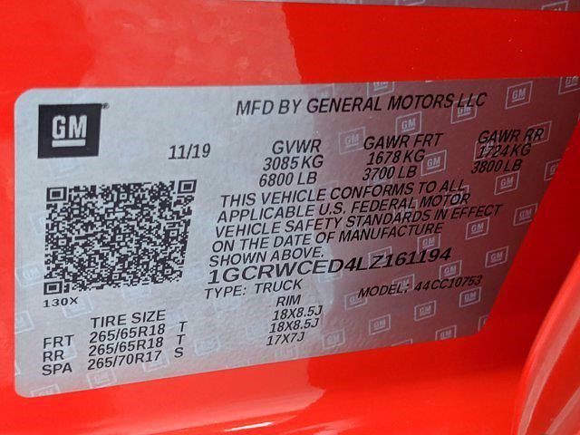 2020 Chevrolet Silverado 1500 Double Cab 4x2, Pickup #LZ161194 - photo 23