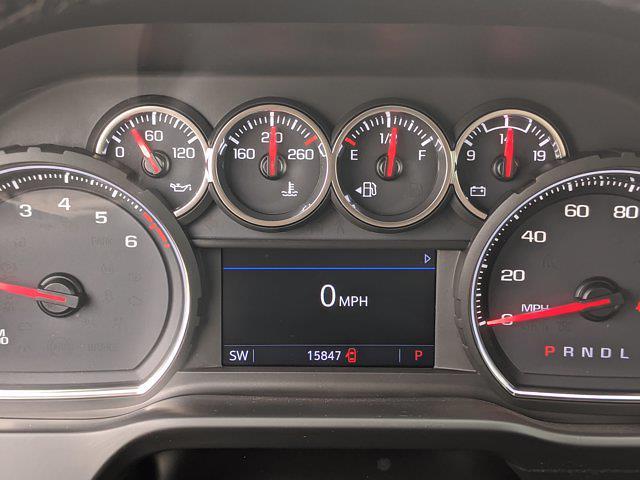 2020 Chevrolet Silverado 1500 Crew Cab 4x2, Pickup #LZ183517 - photo 11
