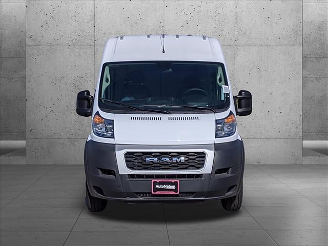 2021 Ram ProMaster 3500 FWD, Empty Cargo Van #ME524916 - photo 7