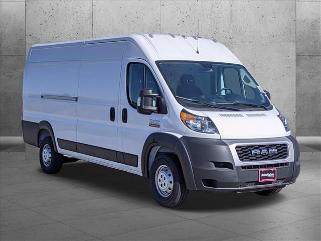 2021 Ram ProMaster 3500 FWD, Empty Cargo Van #ME524916 - photo 8