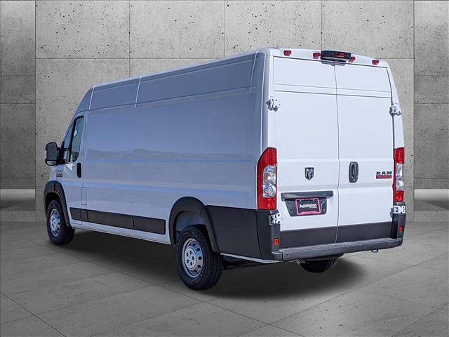 2021 Ram ProMaster 3500 FWD, Empty Cargo Van #ME524916 - photo 9